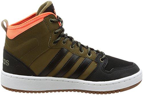 Oliva Aros Zapatos Mediados Ver De Aptitud Negbas Negro Verde Adidas Hombre Wtr Narsol Del olitra Naranja Multicolor wxx0vRq