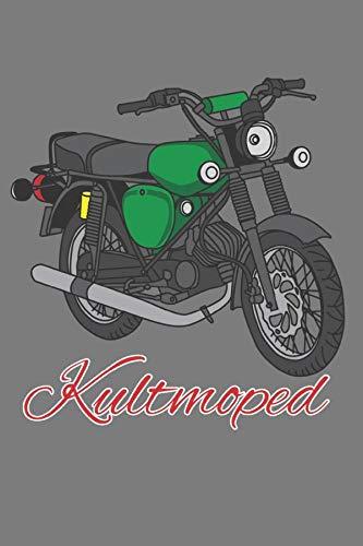 Kultmoped: Simson, DDR, Moped, kalender 2020, Terminplaner, Erichs Erben