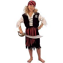 Disfraz de niña de Piratas del Caribe. 10 - 13 años