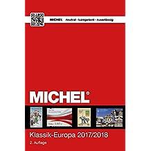 MICHEL Klassik-Europa 2017/2018