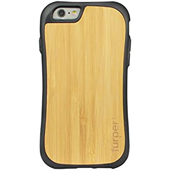 Furper Real Wood Cases For iPhone 6 (Bamboo)