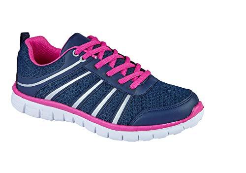 Gladrags, sneaker donna, blu (marina militare), 38 eu