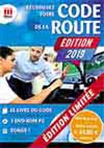 Coffret Code de la route 2019 par AVANQUEST