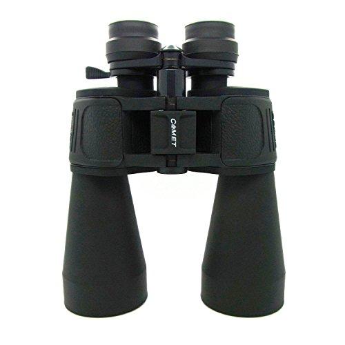 COMET Fernglas Feldstecher 10x-90x80 Binocular Zoom Dioptrienausgleich Fernglas mit Putztuch und...