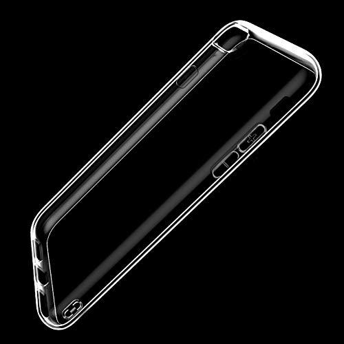 Pnizun - Fall für iPhone X 8 7 6 6s Plus-XS XR freien weichen TPU Fall-Silikon-schützende transparente Abdeckung für iPhone 4 4S 5 5S Zurück Shell [Für Ip X ] (4s Iphone Otterbox Fall)