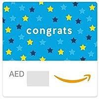 Amazon.ae eGift Card - Congratulations Flowers EN