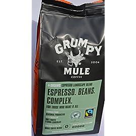 Grumpy Mule   Espresso – Landscape Blend   6 X 227G