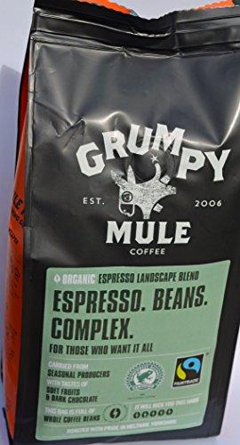 Grumpy Mule | Espresso – Landscape Blend | 6 X 227G