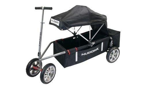 Preisvergleich Produktbild HUDORA Bollerwagen Premium Alu-Überländer - Handwagen faltbar - 10325