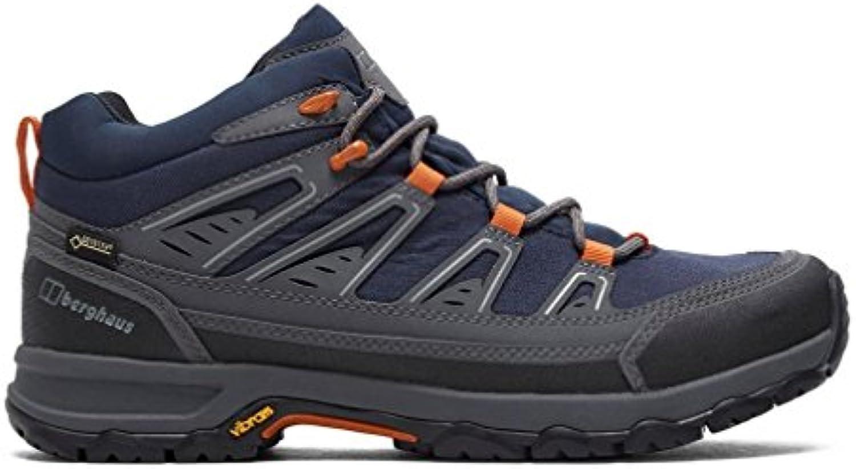 Berghaus Explorer Active GTX Tech, Zapatos de High Rise Senderismo para Hombre