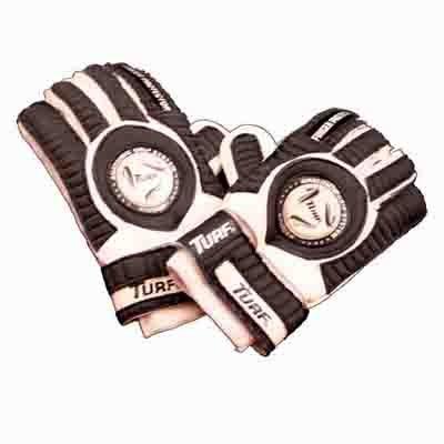 Guanti da portiere con Finger Safe, taglia 10���10,5�(L)