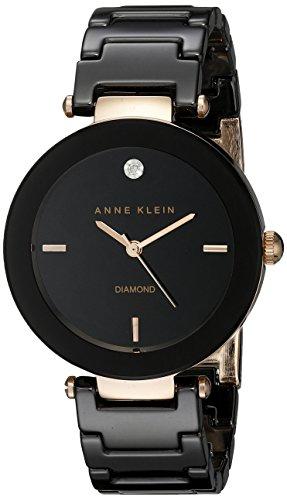 Anne Klein AK/1018RGBK - Orologio da polso da donna