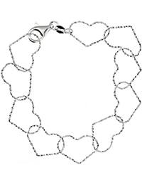 Tuscany Silver 8.28.4442 - Pulsera de plata de ley (925/1000)