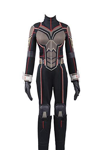 Cosplayfly Ant-Man und die Wasp Scott Lang Partyanzug Uniform Outfit Halloween ()