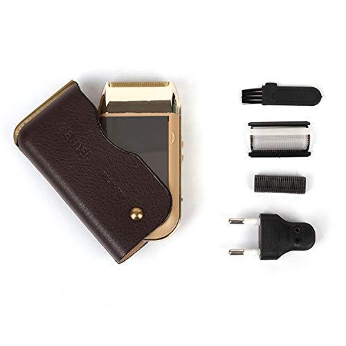 JohnJohnsen Mini Conveniente afeitadora eléctrica