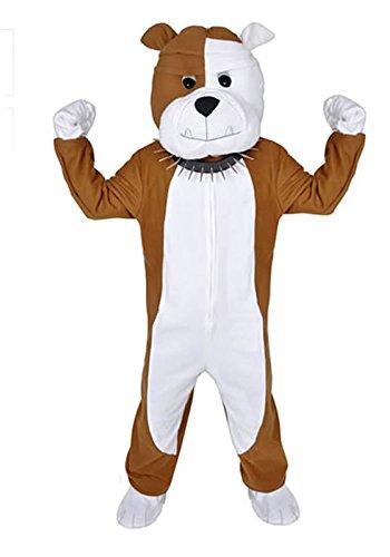eitsgrösse XXL Hund Kostüm Karneval Fasching Fastnacht Maskottchen ()