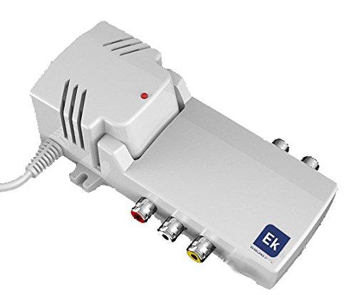 EK MD a Modulatore audio/video interruttore multinorma