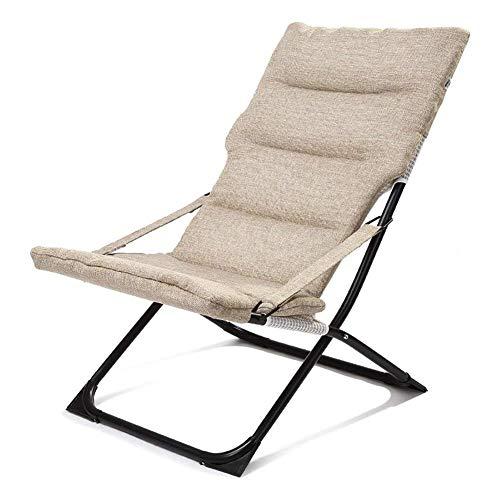 FuweiEncore Einfach und kreativ Klappstuhl, Lounger Sofa, Lounge Chair, Sonnenliege, Sofa Lounge...
