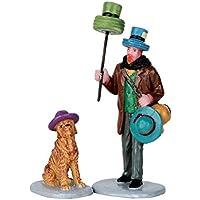 Lemax - Hat Peddler, Set Of 2