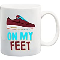 Nike On My Feet Hipster Mug by