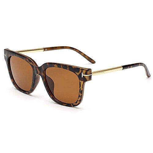 Ju-sheng Vintage Full Frame Cat Eyes Sonnenbrillen für Frauen Männer UV-Schutz für Outdoor Driving Ferien Sommer Strand (Farbe : C4)