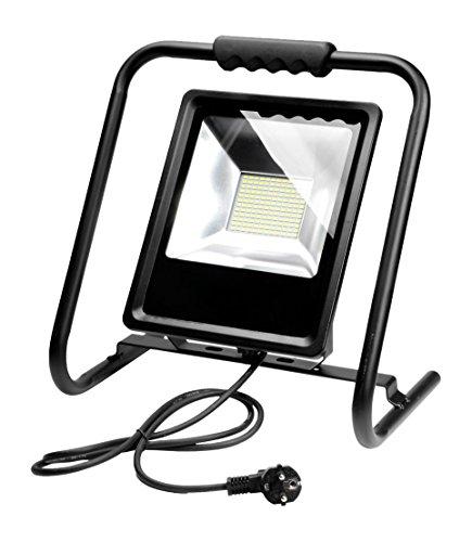 Digilamp 57 4-50W-FL-WH-TATI projecteur extérieur-Noir