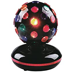Grundig Discokugel Discolight Partylicht QL-114