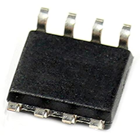 (5PCS) TLE2062CD IC OPAMP JFET 2MHZ DUAL 8SOIC 2062 TLE2062