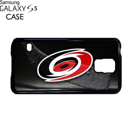 Carolina Schutzhülle für Samsung Galaxy S5, Motiv Hurricanes Hockey Motiv Hurricane