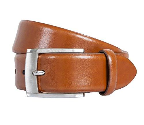 LLOYD Leder-Gürtel 2202/11 Braun, Länge:100 cm