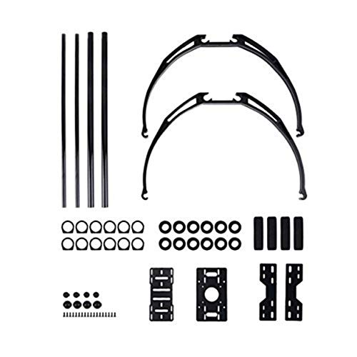 Multi-functional FPV Anti-vibration Landing Skid Kit for F450 F550 H3-3D,black