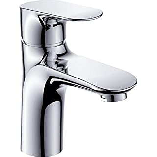 Aquatrend FF35137-6 Simple Installation Solid Brass Construction Polished Chrome Bathroom Basin Tap