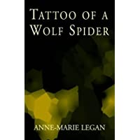 Tattoo of a Wolf Spider by Anne-Marie Legan (2001-11-27) - Spider Tattoo