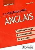 Telecharger Livres Le vocabulaire anglais (PDF,EPUB,MOBI) gratuits en Francaise