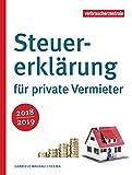 Steuererklärung für private Vermieter 2018/2019 - Gabriele Waldau-Cheema