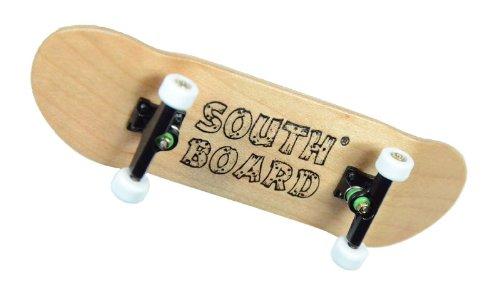Komplett Fingerskateboard N/SW/WS SOUTHBOARDS® Handmade Wood Fingerboard Echtholz