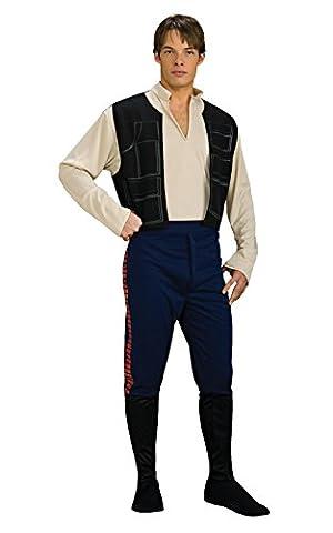 Han Costumes Solo Adulte - Costume Han Solo -