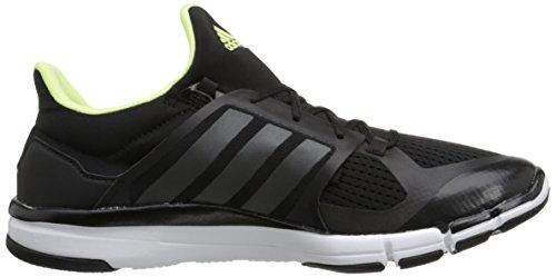 Adidas Performance Adipure 360,3 W Chaussure d'entraînement, noir / gris métallisé / congelé Black/Grey Metallic/Frozen Yellow