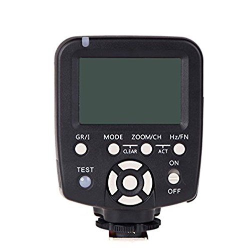 YONGNUO YN560-TX LCD Flash Trigger Remote Controller for Canon and YN560-III With Wake-up function for Canon cameras  available at amazon for Rs.5300