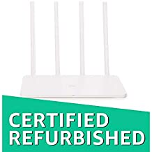 (CERTIFIED REFURBISHED) Mi 3C Router (White, Not a Modem)
