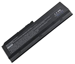 UKOUTLET Extended Replacement Laptop Battery for TOSHIBA PA3536U-1BRS PABAS100 TOSHIBA EQUIUM SERIES SATELLLITE L350 SERIES Equium P200-178 Equium P200-1ED Equium P200-1IR Satellite L350-17P Satellite L350-17R