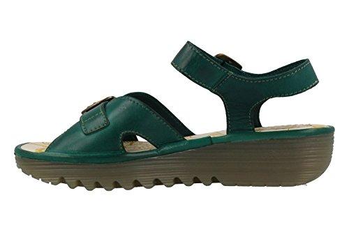 FLY LONDON Sandale P500847005 EGAL847FLY Vert