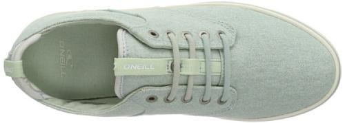 O'Neill Riptidew Canvas, Sneaker a Collo Basso Donna Turchese (Türkis (Ice E53))