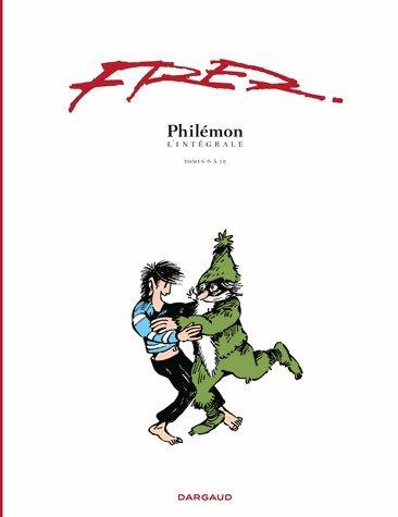 Philémon : L'intégrale volume 2 : tomes 6 à 10