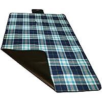 Oztrail - Afombra para picnic Jumbo OCP-PR20-D Picnic Rug Jumbo 150x200cm, manta de picnic, camping, jardin, playa, plegable con y elegante