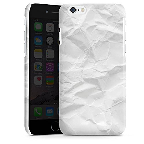 Apple iPhone 5s Housse Outdoor Étui militaire Coque Papier Feuille Motif Cas Premium brillant