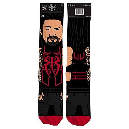Preisvergleich Produktbild Odd Sox x WWE Men's Roma Reigns 360 Socks Black