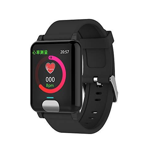 WunderschöNen Smart Kalorien Laufende Zählen Schrittzähler Wasserdicht Fitness Gesunde Schlaf Herzfrequenz Messung Uhr Tracker Fitnessgeräte