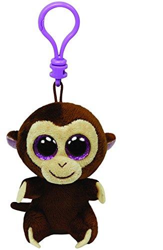 Ty 36501 TY Beanie Boos - Llavero mono peluche, color