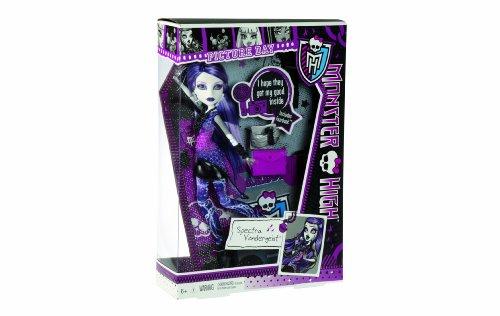 Imagen 1 de Monster High Muñeca Spectra (Mattel Y8495)